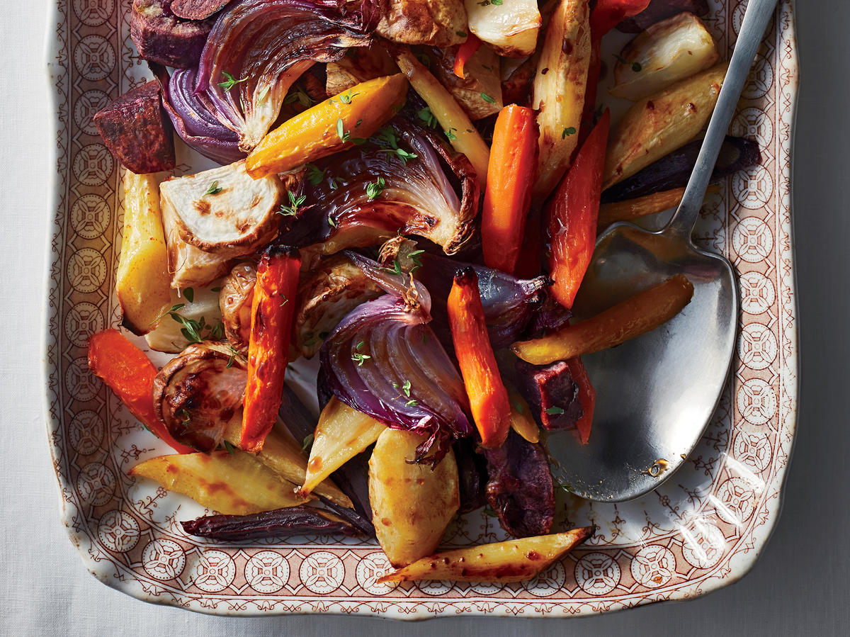 How to Roast Root Vegetables?