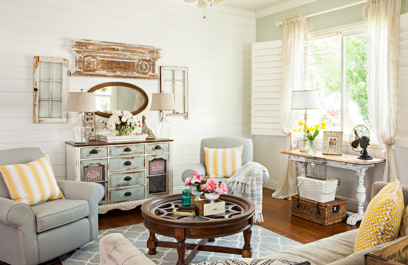 How to Decorate with Architectural Salvage?
